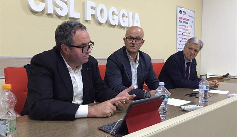 BARILLA: LA FAI CISL 'ABBRACCIA' I SUOI LAVORATORI