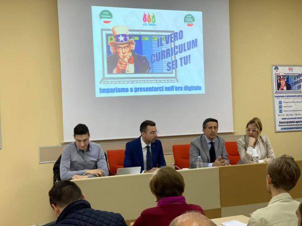 'Il Vero Curriculum sei Tu!' grande successo per il Corso ...
