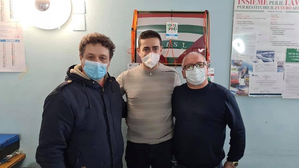 Fabio Ciro Lo Muzio alla guida della FIT territoriale di Foggia