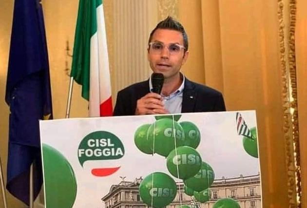 Postali - Cisl Foggia - Unione Sindacale Territoriale