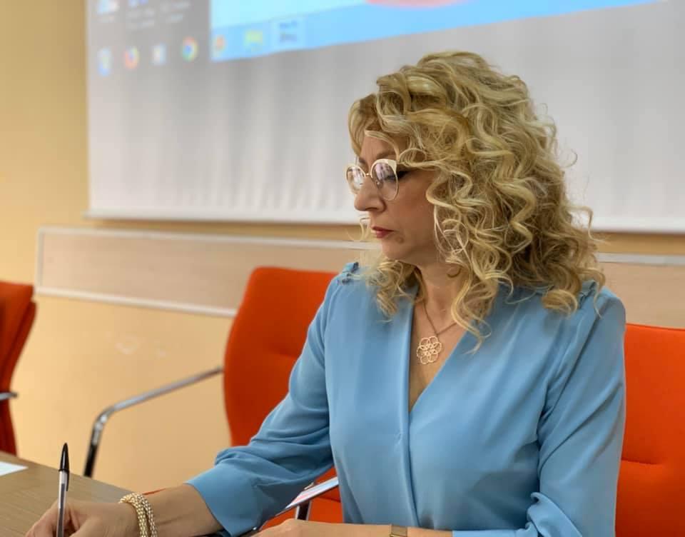 Carla Costantino sulla riconversione del CARA di Borgo Mezzanone.