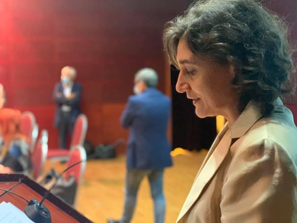 Emilia Tegon nuovo Segretario Generale della FNP CISL FOGGIA