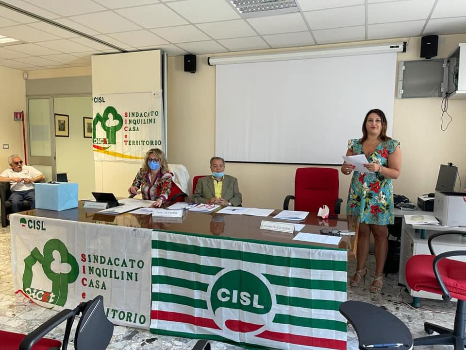 SICeT Foggia: Alessandra Paciello nuovo Segretario Generale.